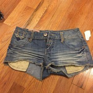 Pants - NWT Denim Shorts